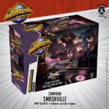 Smashville  Monsterpocalypse Campaign Product (mixed)